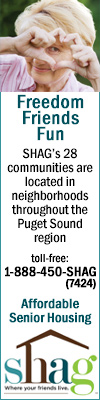 SHAG Housing for Seniors banner